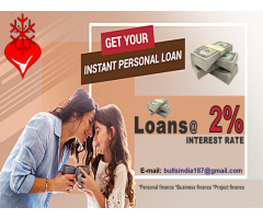 INSTANT AFFORDABLE LOAN OFFER @2% RATE APPLY NOW HERE IS YOUR CHANCE