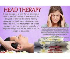 Supreme and Relaxing Head Massage