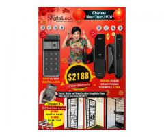CHINESE NEW YEAR OFFERS FROM MY DIGITAL LOCK, EPIC 5G PRO DIGITAL LOCK FOR GATE