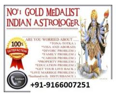 love vashikaran black magic specialist molvi Ji +91-9166007251