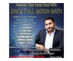 Convincing Zakti Full Moon Bath