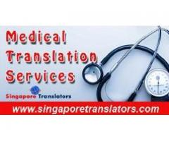 Hassle free medical translation services in Singapore