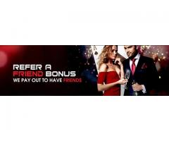 REFER A FRIEND & GET REWARDED