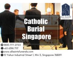 Catholic Burial Singapore