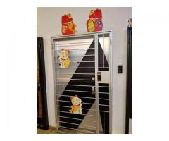 HDB Gate - Lucky Cat Katoon Design $880 Call 81951253