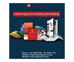 Creative Agency for Branding & Marketing Singapore
