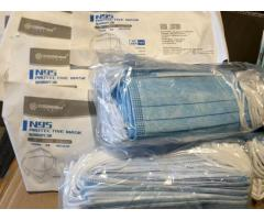 3 Ply Medical Masks with Comfortable Earloop