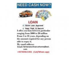 Emergency Loan Instant approval & lowest interest