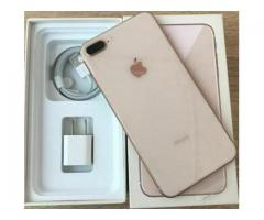 APPLE IPHONE 8 plus 256GB GOLD BRAND NEW