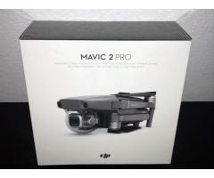 Fs: DJI Mavic 2 PRO Drone Quadcopter with Fly More Kit Combo