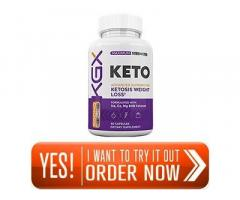 KGX Keto® | KGX Keto Pills Reviews®|  Special Offer !