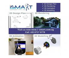 Looking for 3D Rendering & Visualization service for your project?