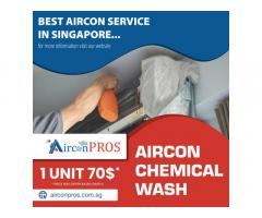 Aircon chemical wash