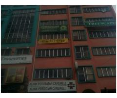 Office Unit For Sale  @ Jalan Ipoh