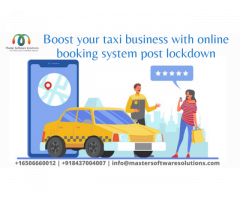 Taxi Booking App Development Company