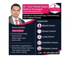 Get best consultation with cancer specialist in Jaipur.
