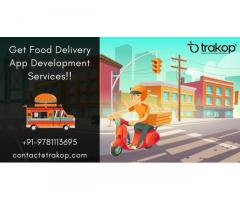 Food Delivery Software - Trakop