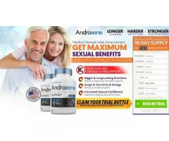 Androxene Reviews 2020 (SCAM Or LEGIT): Where To Buy Androxene Pills?