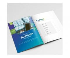 Company Profile Design/ Business Proposal/ Business Plan/ Business Presentation with voice over