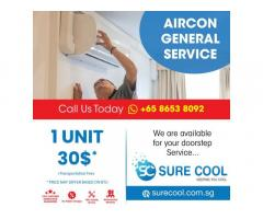 AIRCON GENERAL SERVICE IN SINGAPORE
