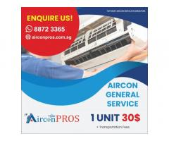 aircon general service singapore