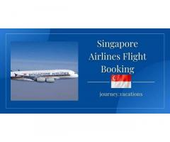 Singapore Airlines Flight Booking!