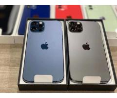 Apple iPhone 12 Pro Max 128GB = $700USD, iPhone 12 Pro Max 128GB = $750, WHATSAPP : +27837724253