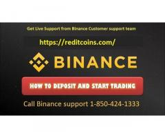 Binance Support Number 1-850-424-1333