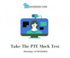Take the PTE Mock Test