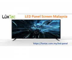 Best LED Panel Screen Malaysia - Lux Tac