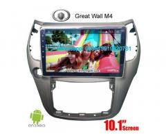 Great wall M4 Android radio GPS navigation factory