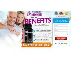 How Does Fast Flow Male Enhancement Pills Work?