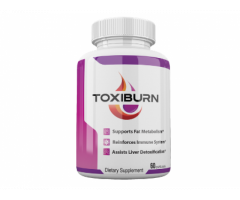 Toxi Burn Weight Loss Pills