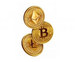 Bitcoins/Cryptocurrency Investments And Trading.