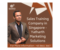 Sales Training Company in Singapore - Yatharth Marketing Solutions