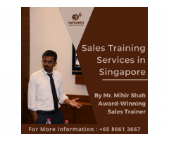 Sales Training Services in Singapore - Yatharth Marketing Solutions