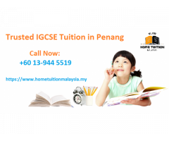 Home Tuition Malaysia | Trusted IGCSE Tuition in Penang