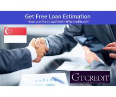 Get Free Loan Estimation From The Best Moneylender in Singapore