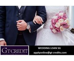 Affordable Wedding Loan Singapore – Quick approval
