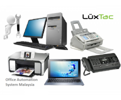 Best Office Lighting Design | Office Automation System - Luxtac