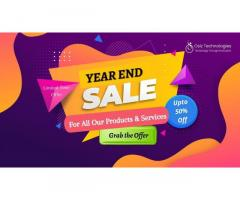 Year-End Super Sale
