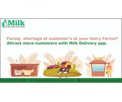 Mobile App For Milk Delivery - MDS