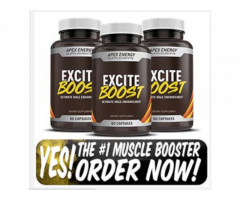 Excite Boosts Male Enhancement
