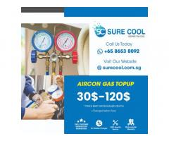 aircon gas top-up singapore