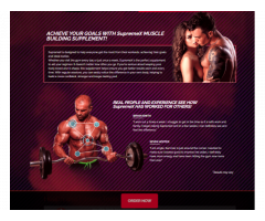 What Are The Side Effect Of Supreme X Muscle Building?