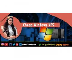 Get Cheap Windows VPS at Cheapest Price with a Better Features