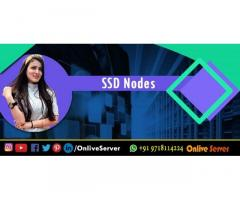 Buy SSD Nodes Specializing In Reliability By Onlive Server