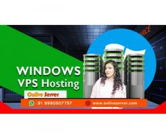 Windows VPS Hosting With Better Protection by Onlive Server