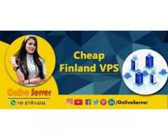 Buy Cheap Finland VPS Hosting Services by Onlive Server