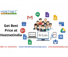 Low Cost Gsuite services